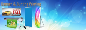 Malaysia Banner Bunting Printing Services