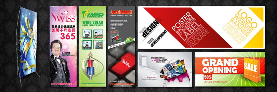 BANNER & BUNTING PRINTING SERVICES | PRINTING SERVICES MALAYSIA