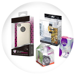 Thermoformed Plastic Packaging Printing