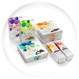 Food & Beverage Packaging With Hot Stamping