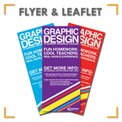 Flyer & Leaflet Priting Services