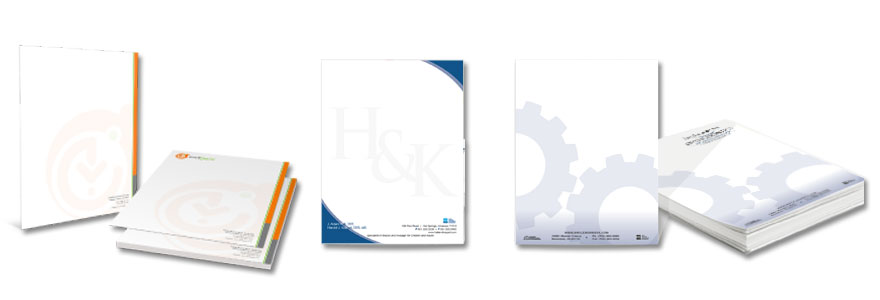 Letterhead Printing Services