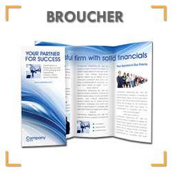 Broucher Printing Services