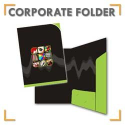 Corporate Folder Printing Services