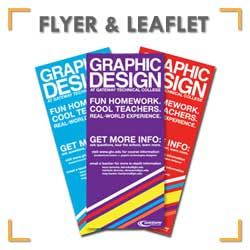 Flyer & Leaflet Printing Services Malaysia