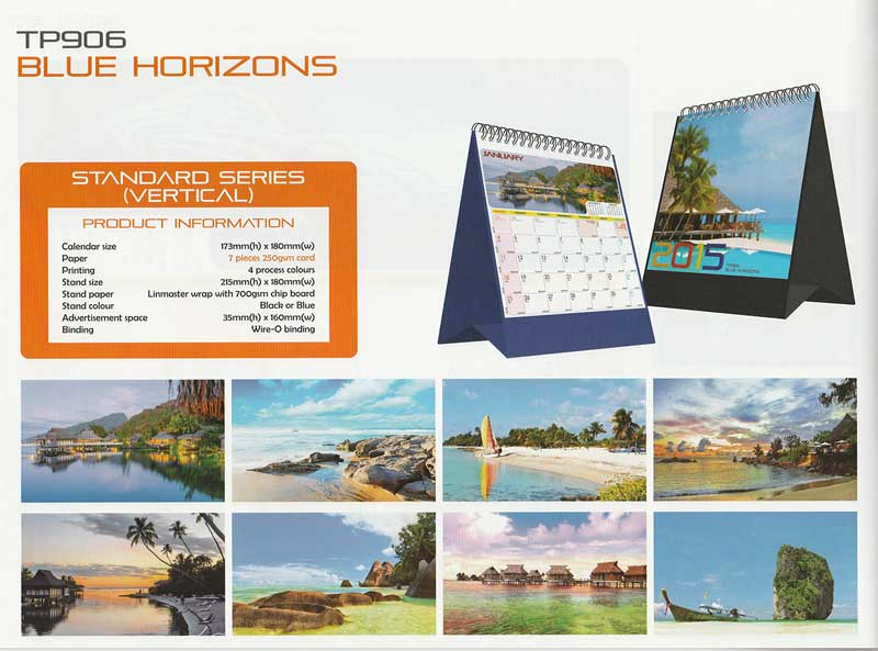 Ready Made Desktop Calender Printing Services 13