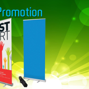 Roll Up Bunting Promotion As Low As RM90