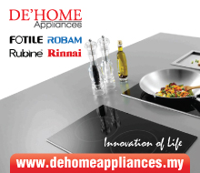 De Home Appliances - Malaysia Kitchen Appliances Online Store